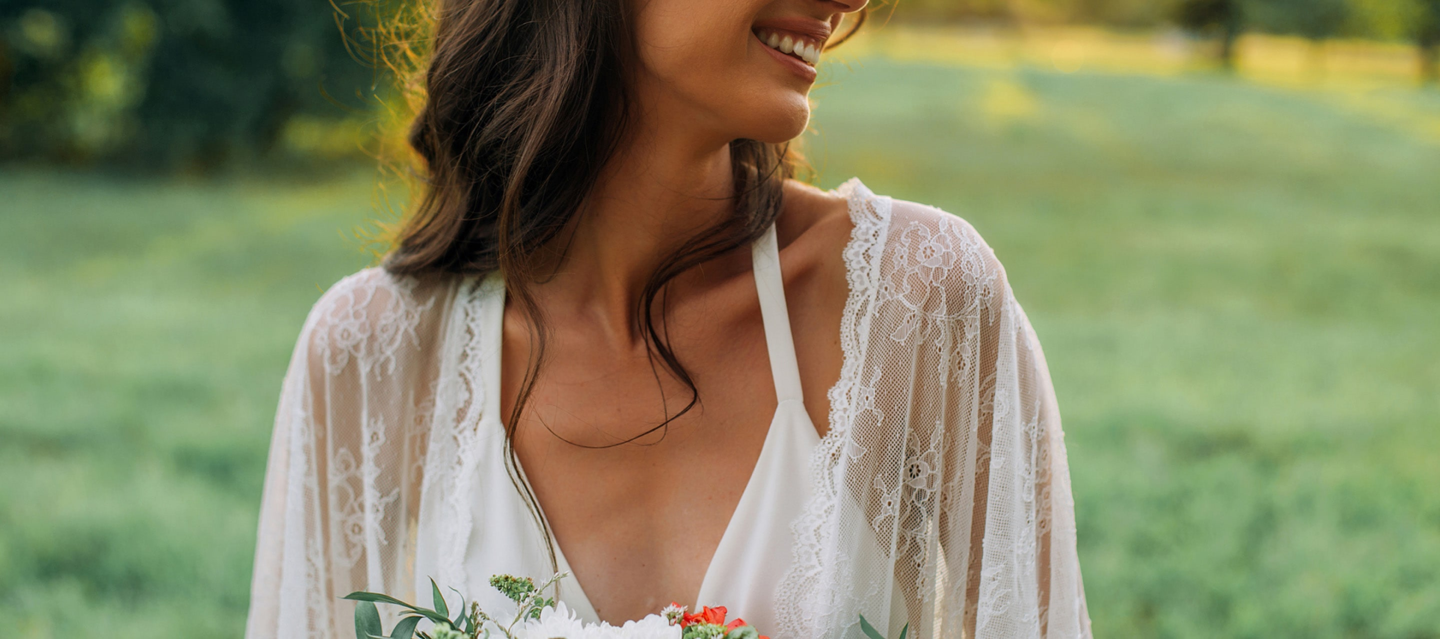 Affordable used wedding dresses from Borrowing Magnolia