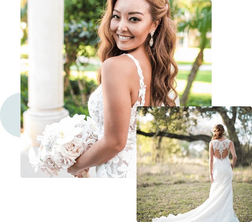 Why Borrowing Magnolia for preowned wedding dresses?